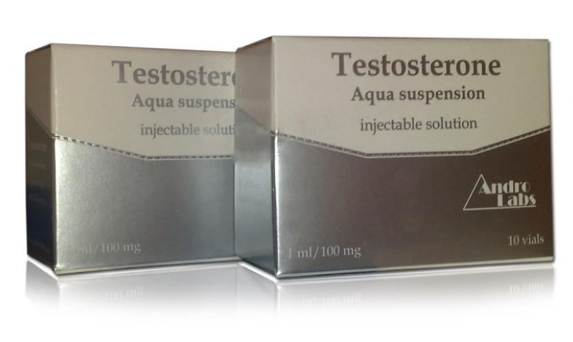 Sospensione del testosterone
